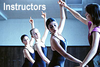 Jennifer's Arts in Motion Dance Instructors